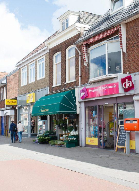 Winkelgebied de Schrans