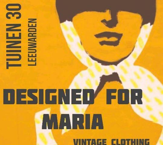 Designed for Maria