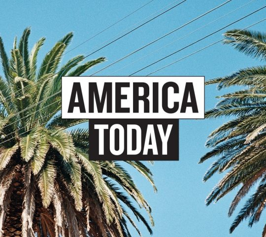 America Today Leeuwarden