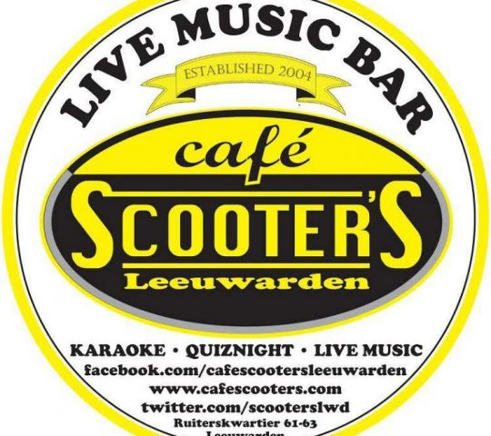 Café Scooter's Live Music Bar