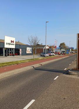 Bedrijven en Winkelpark de Zwette