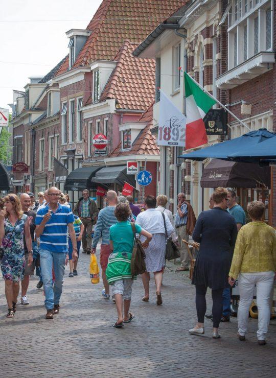 De Grote & Kleine Kerkstraat