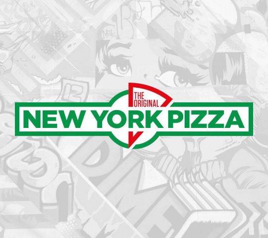 New York Pizza Schrans