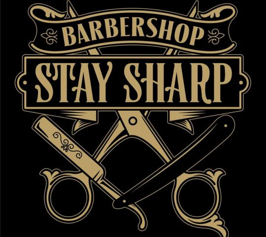 Barbershop Stay Sharp