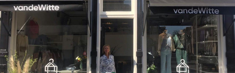Nieuw in Leeuwarden sinds de coronacrisis: VandeWitte mode – wonen. Hoe doe je dat?