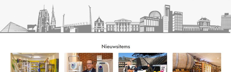 Het nieuwe stadsplatform is online!