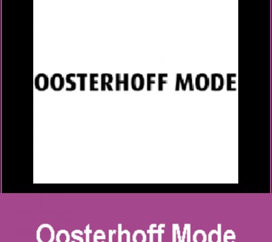 Oosterhoff Mode