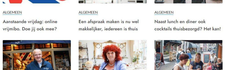 Platform 'Winkels Leeuwarden' beschikbaar voor ondernemers