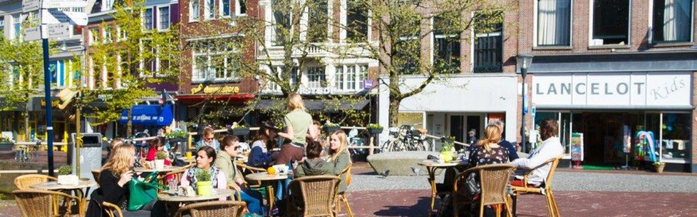 Gemeente Leeuwarden doet niet moeilijk over extra terrassen