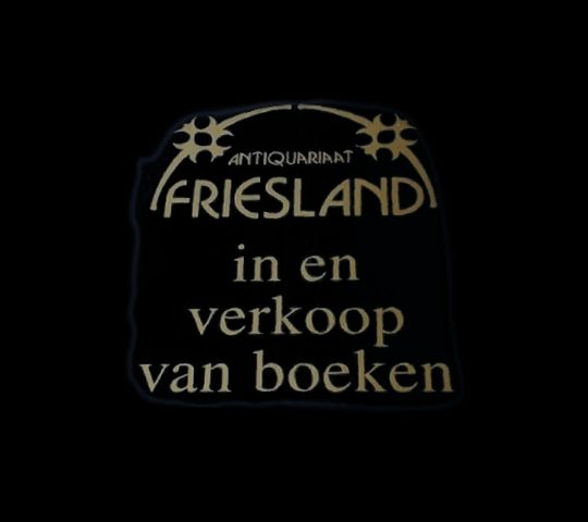 Antiquariaat Friesland