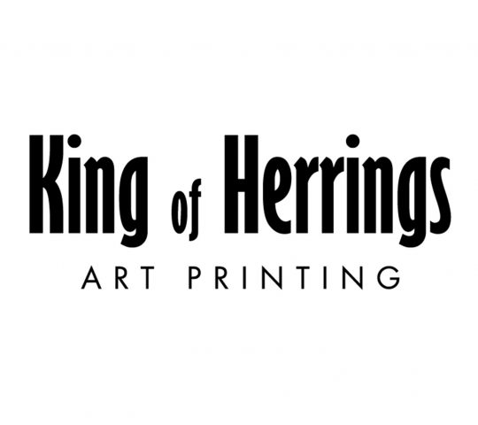 King of Herrings Art Printing