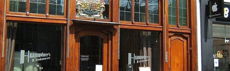 Humphrey's Leeuwarden sluit per direct haar deuren