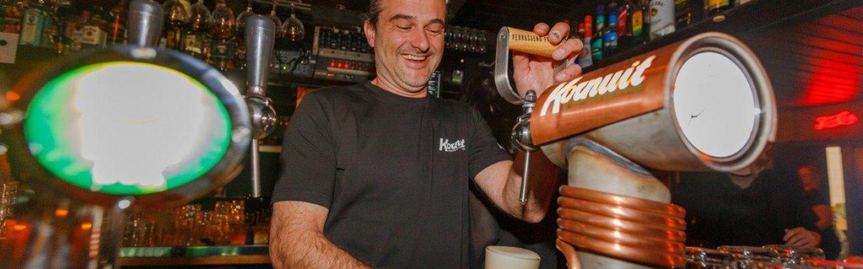 Sinds corona nieuw in Leeuwarden: Café Sibrandi's