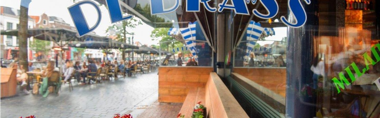 Grand Café de Brass in een nieuw jasje gestoken