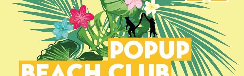 Voor het échte vakantiegevoel ga je naar PopUp Beach Club SYS