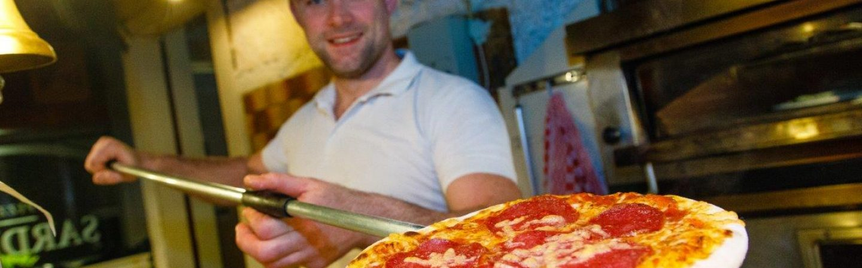 Pizzeria Sardegna Leeuwarden is gestart met bezorgen