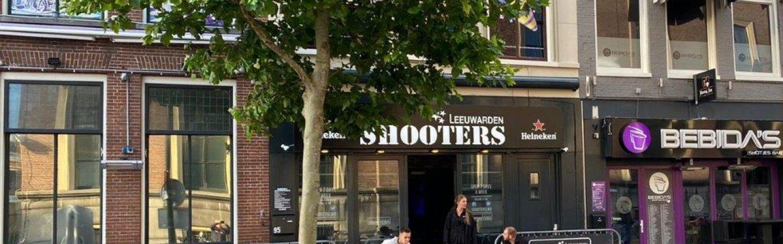 Vanaf dit weekend is de clubzaal van Shooters weer open!