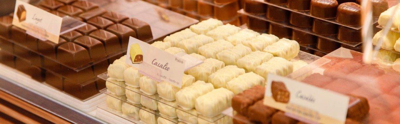 Koop vandaag je favoriete chocola bij Leonidas Leeuwarden