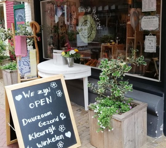 Flower Power Markt – Pop-up Store