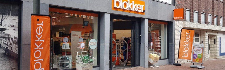 Nieuwe Blokker aan het Ruiterskwartier is open