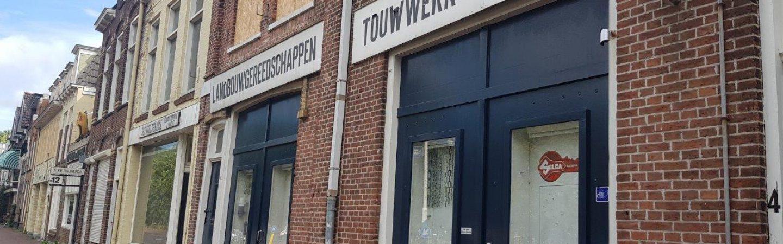 In panden van Auke Rauwerda komen 22 huurwoningen