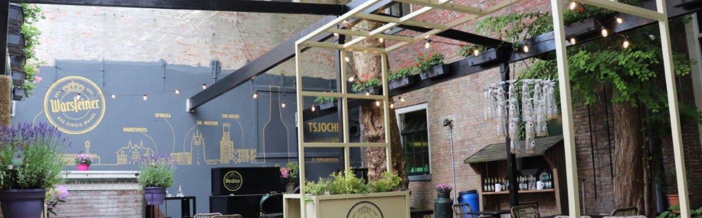 Spinoza… Van vergane glorie naar fris eetcafé