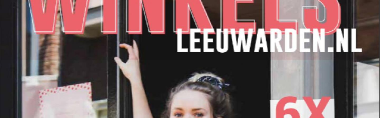 'Winkels Leeuwarden', een nieuw magazine