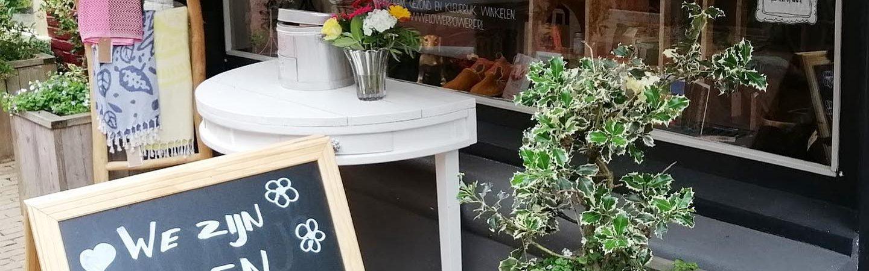 Flower Power Markt: duurzaam, gezond en kleurrijk winkelen