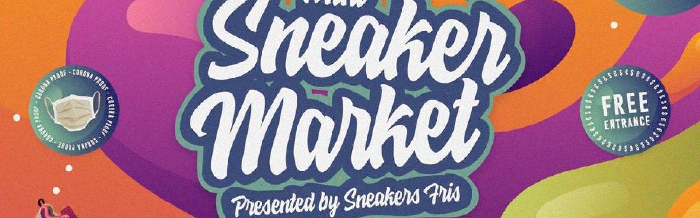 Binnenkort een heuse Sneaker Market in Zalen Schaaf