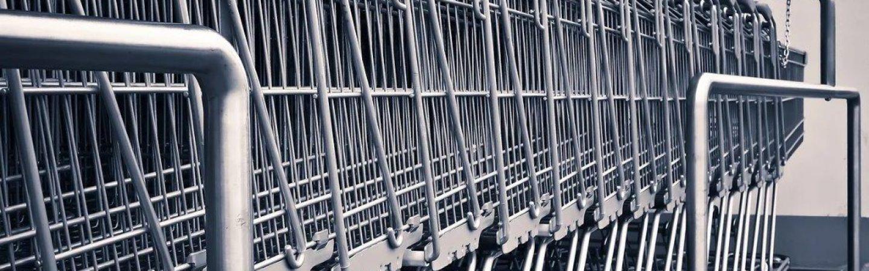 Ruim vijftig karretjes verdwenen sinds heropening AH Bilgaard