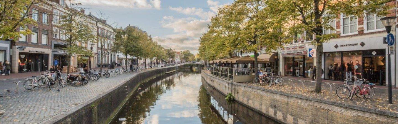 Nieuwestad en Wirdumerdijk worden voetgangersgebied