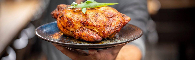 Bestel overheerlijke gerechten en nog veel meer bij Roast!