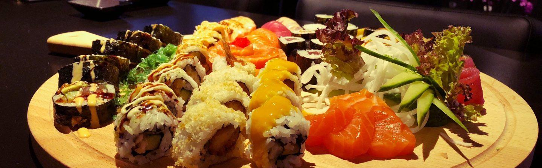 Geniet lekker van de Aziatische fusion met restaurant Hana!