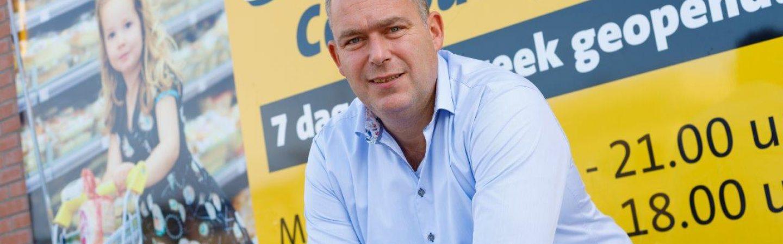 De man achter Jumbo Wisman Leeuwarden: Alfred 'Wise Man'