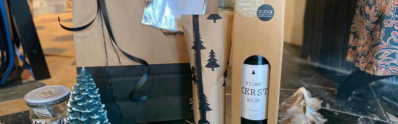 Orginele en persoonlijke kerstpakketten bij Studio 8