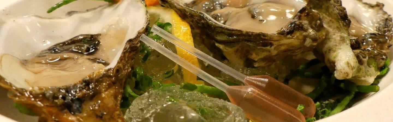 In the mood for food: Janneke eet vanavond oesters