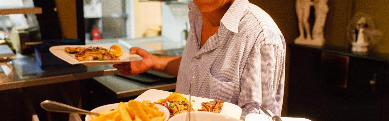 Haal heerlijke, authentieke, Griekse gerechten bij  Rhodos!