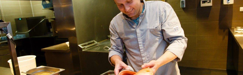 In the mood for food: Janneke eet vanavond paling-bitterballen