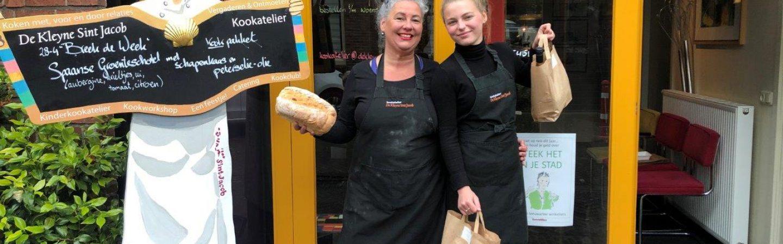 Haal lekkere kookpakketten bij kookatelier De Kleyne Sint Jacob!