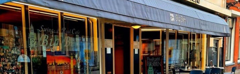 Poolcafés Big Ben, All-in en Freezone open voor gasten
