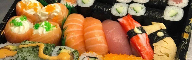 Bestel lekkere sushiboxen en meer bij Sushi House!