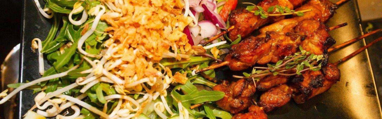 Haal lekkere satégerechten in huis met Keukencafé TOTT!