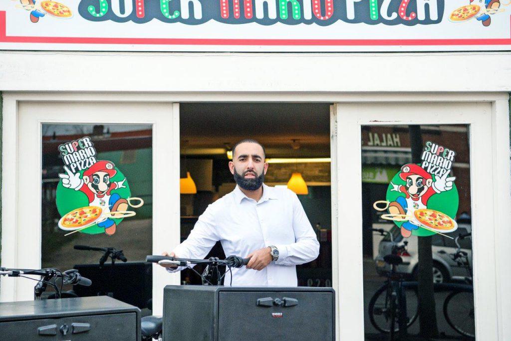 Met pizzeria Super Mario komen dromen van Mula uit