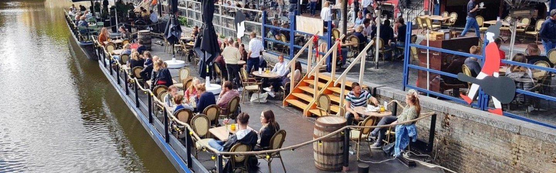 CDA wil geen belasting op terrassen in Leeuwarden