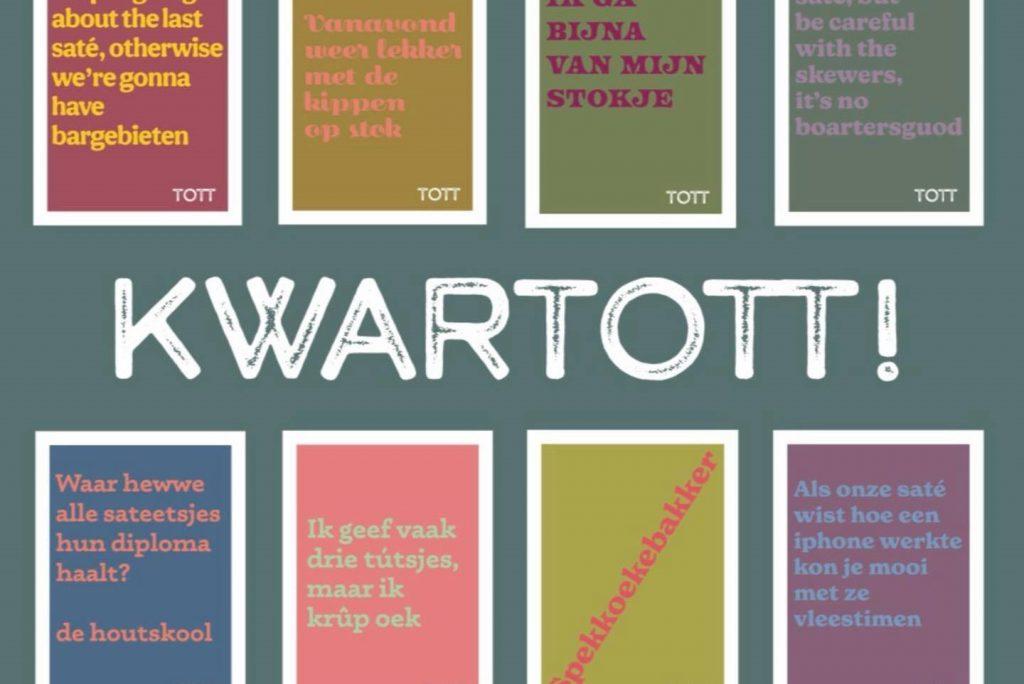 TOTT bereidt heropening voor met actie: Kwartott!