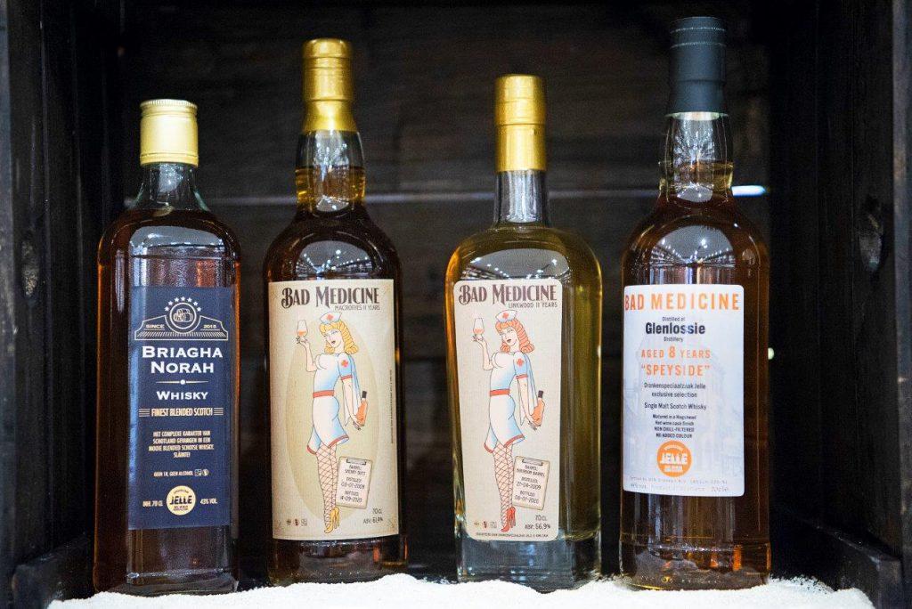 Een nieuwe tip van Jelle voor een goede whisky