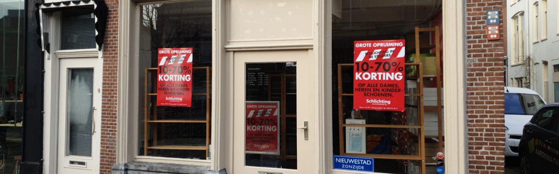 Koop lokaal, digitaal: Schlichting Schoenen