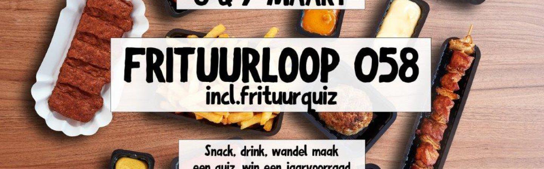 Doe mee aan Frituurloop Leeuwarden!